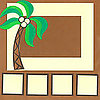 8x8 Coconut Tree