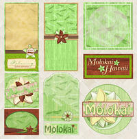 12x12 Molokai Kit
