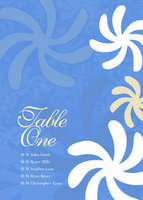 Tiare Flair Table Tent Card