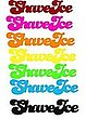 Shave Ice Word