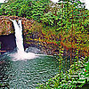 AA14 Rainbow Falls Big Island
