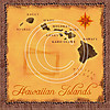O01 Hawaiian Islands 8x8 Paper