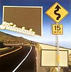 Haleakala Road Scrapbook Page Kit