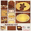 12x12 Hawaii Scrapbook Kit