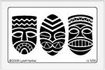 Primitive Masks Stencil