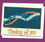 Thinking of You Greeting Card