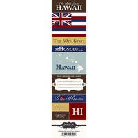 Hawaii Chic Sticker