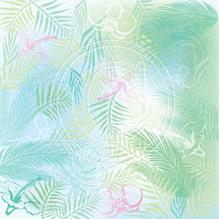 J03 Tropical Flowers 3