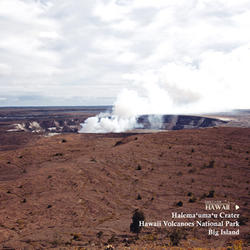 BB07 Halemaumau Crater Big Island