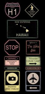 Hawaii Road Signs
