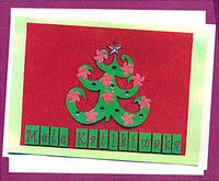 Mele Kalikimaka Greeting Card