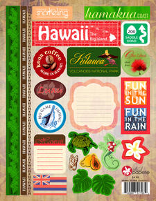 Hawaii (Big Island) Sticker