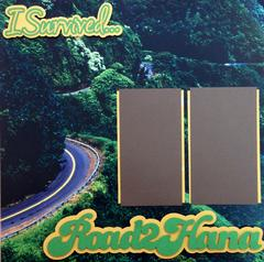 Road to Hana Scrapbook Page Kit