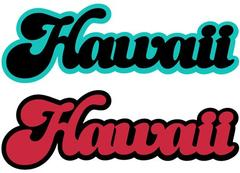 Hawaii Laser Word