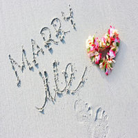 CC03 Marry Me in Sand
