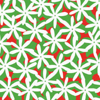 DD09 Tiare Christmas Pattern 8x8 Paper