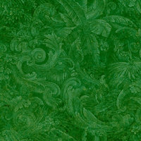 M17 Victorian Palm Green 8x8 Paper