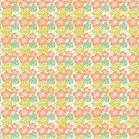G09 Tropical Delight Pattern 8x8 Paper