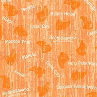 HH04 Lanai Orange Words