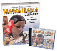 Hawaiiana Clip-Art Collection, Vol. 3