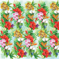 J05 Tropical Flowers 5