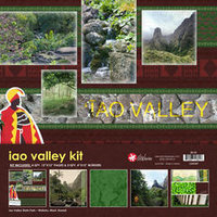 12x12 Iao Valley Scrapbooking Kit