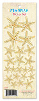 Starfish Sticker Set
