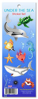 Under the Sea Sticker Set