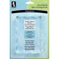 Inkadinkado Clear Large Block