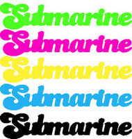 Submarine Word