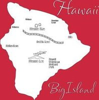12 Hawaii (Big Is.) Destination Laser Cut