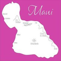 12 Maui Destination Laser Cut