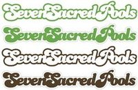 Seven Sacred Pools Laser Word